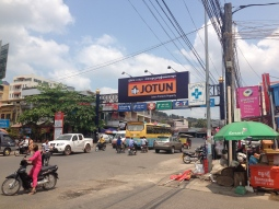 Central Sihanoukville.