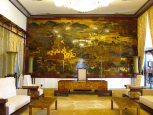 The South Vietnamese Ceremonial Presidential Office.